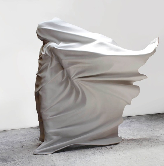 Daniel Arsham Hollow Figure with Arms Out, 2014 Baró Galeria SOLD