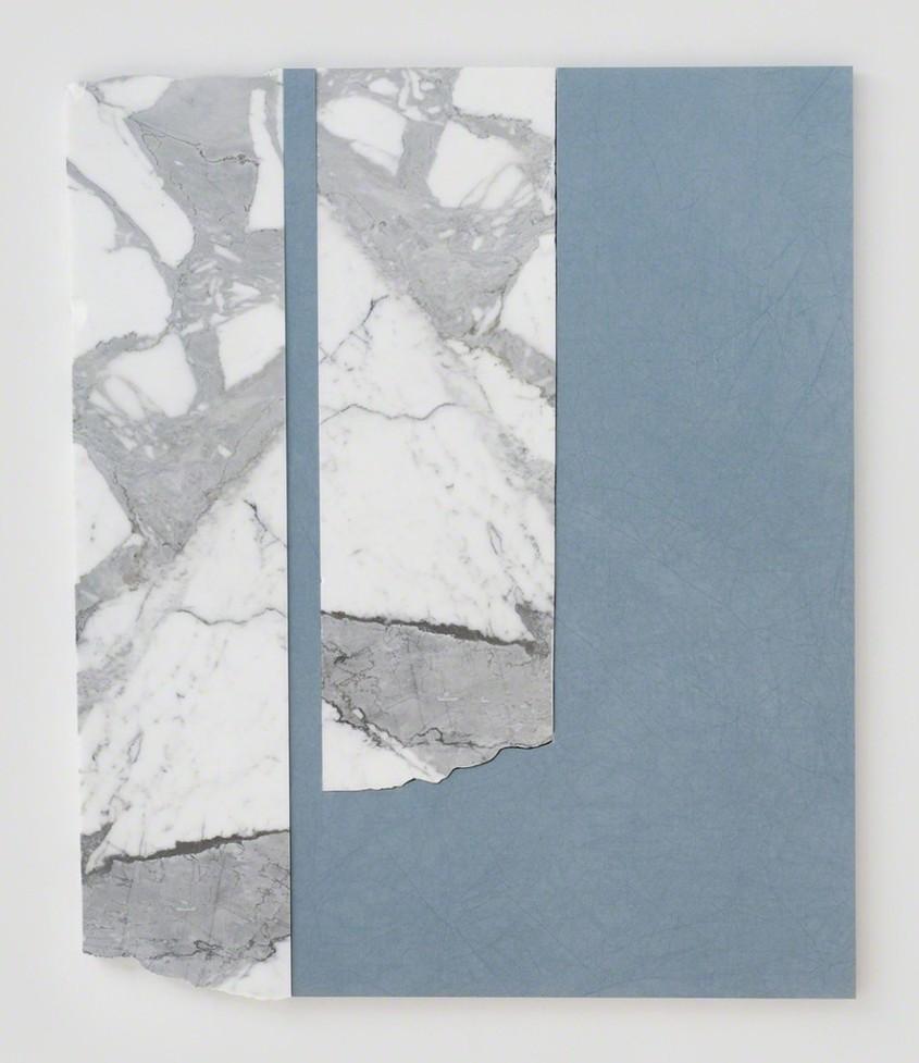 Sam Moyer After Clyfford II, 2014 Rachel Uffner Gallery