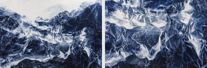 cyano collage 青山集 Wu Chi-Tsung 吳季璁