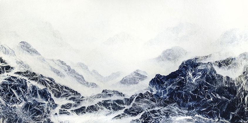 cyano collage 氰山集 Wu Chi-Tsung 吳季璁