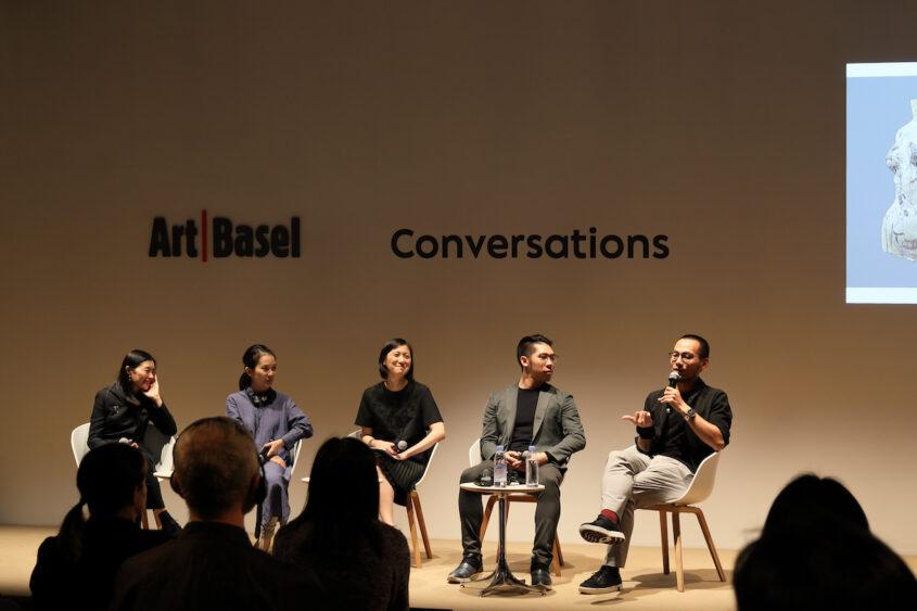 HK Basel Artist Talk