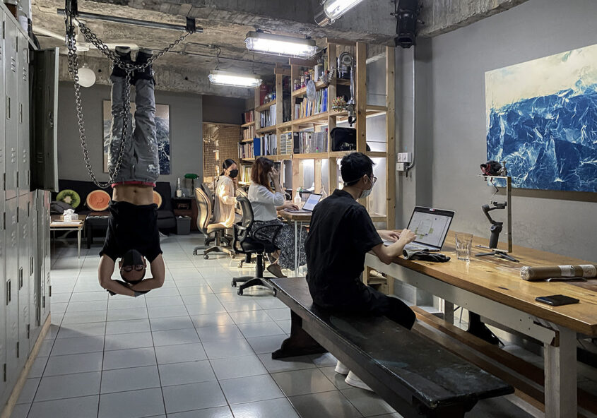 taipei studio